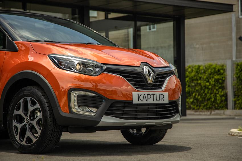 Chi tiết Renault Kaptur - Mẫu crossover lần đầu tiên xuất hiện tại Việt Nam - 4