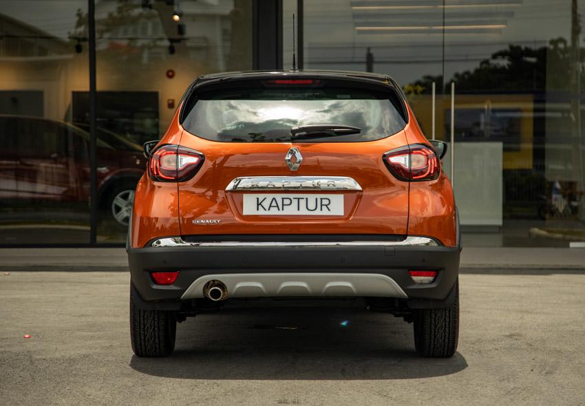 Chi tiết Renault Kaptur - Mẫu crossover lần đầu tiên xuất hiện tại Việt Nam - 2