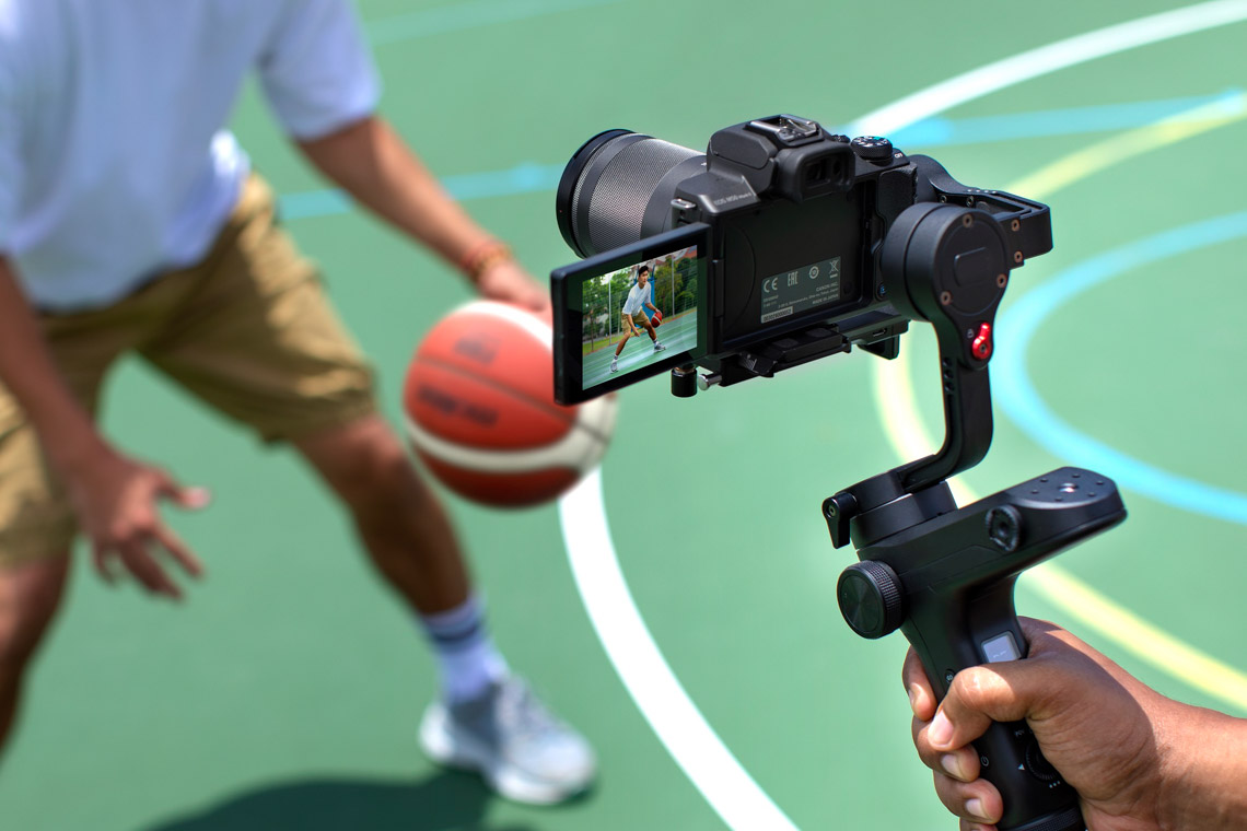 Thật dễ dàng với máy ảnh Canon EOS M50 Mark II sáng tạo nội dung video, hình ảnh và live stream - 01