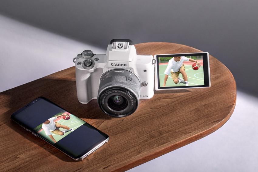 Thật dễ dàng với máy ảnh Canon EOS M50 Mark II sáng tạo nội dung video, hình ảnh và live stream - 5