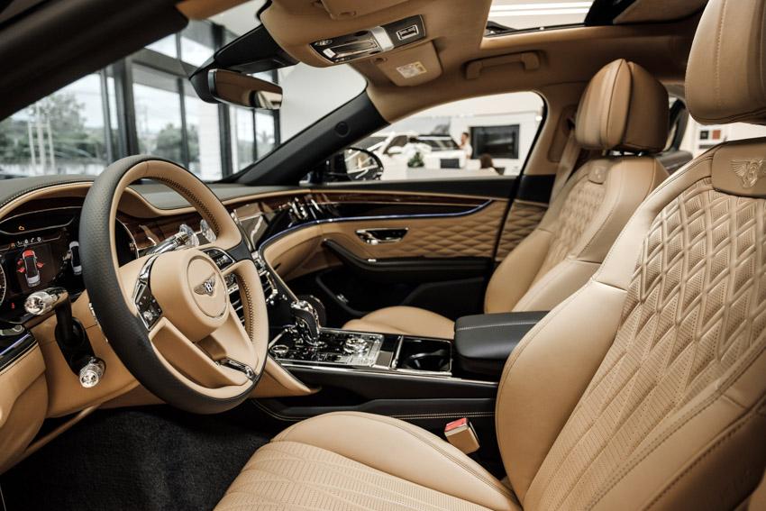 Bentley Flying Spur 2020 hoàn toàn mới, phong cách limousine bốn cửa đầu tiên tại Việt Nam - 10