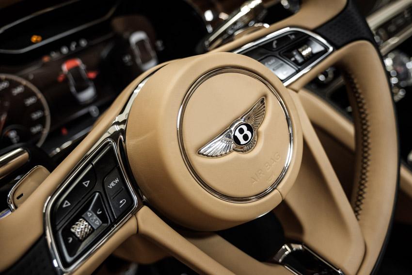 Bentley Flying Spur 2020 hoàn toàn mới, phong cách limousine bốn cửa đầu tiên tại Việt Nam -12