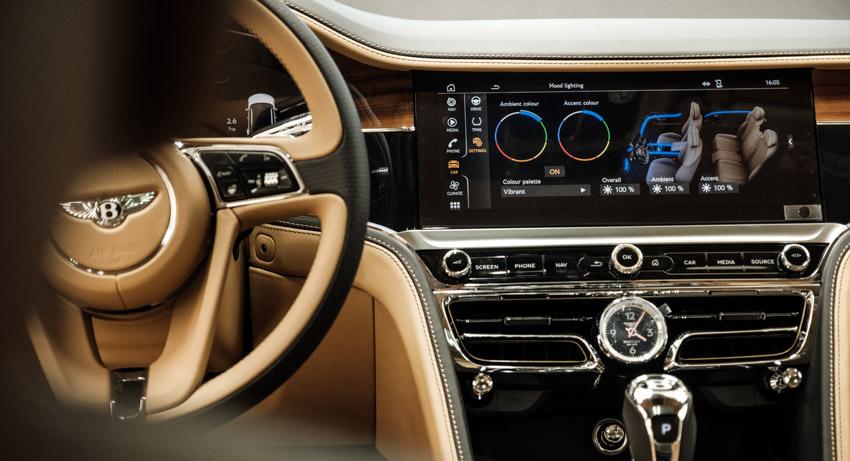 Bentley Flying Spur 2020 hoàn toàn mới, phong cách limousine bốn cửa đầu tiên tại Việt Nam-19