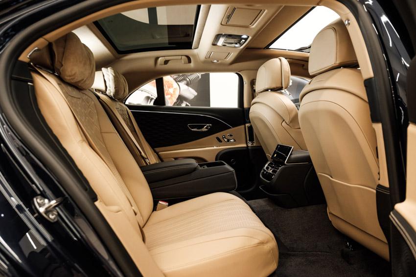 Bentley Flying Spur 2020 hoàn toàn mới, phong cách limousine bốn cửa đầu tiên tại Việt Nam-22