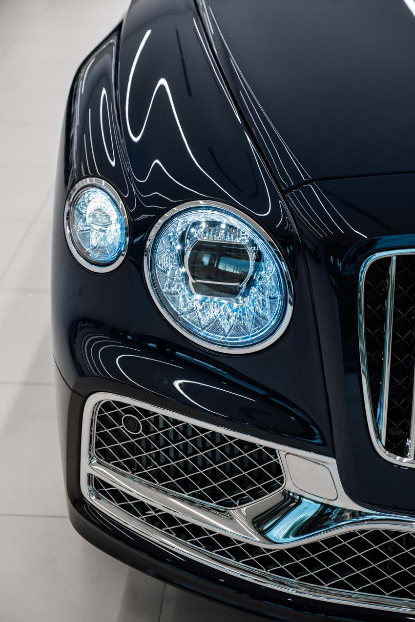 Bentley Flying Spur 2020 hoàn toàn mới, phong cách limousine bốn cửa đầu tiên tại Việt Nam-3