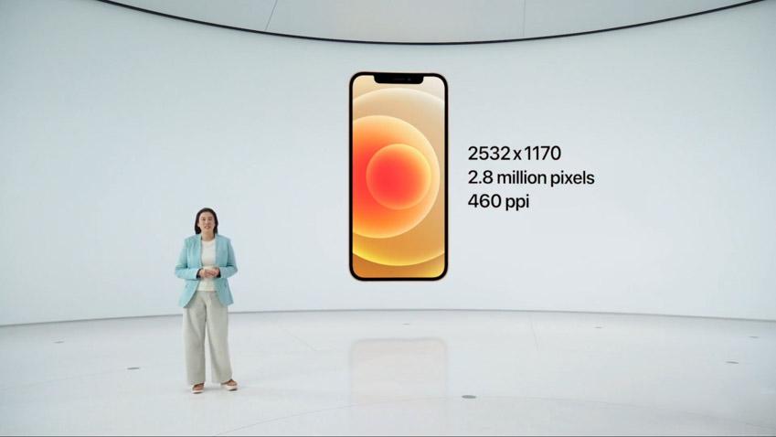 Apple giới thiệu iPhone 12 với màn hình OLED và 5G = 9
