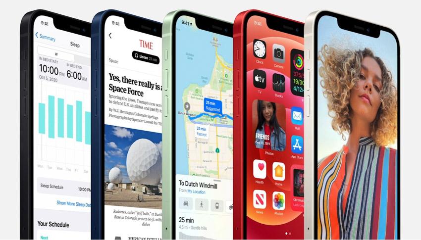 Apple giới thiệu iPhone 12 với màn hình OLED và 5G - 4