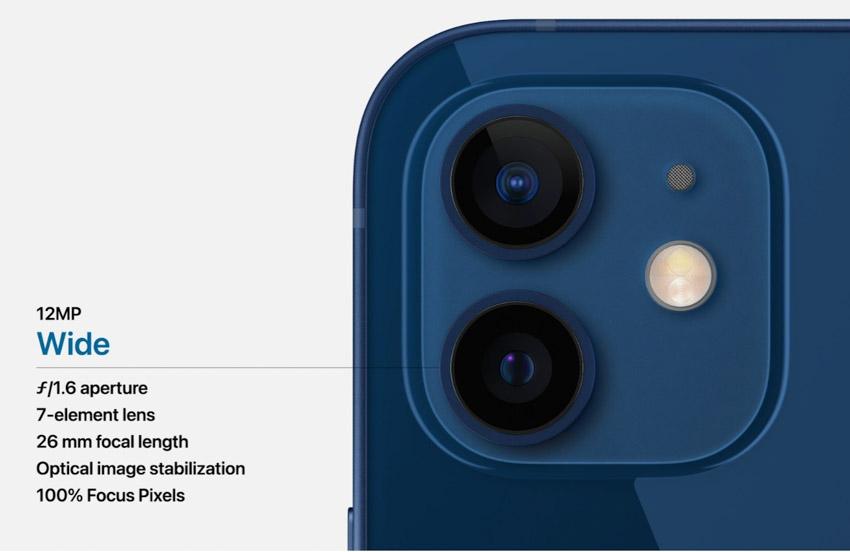 Apple giới thiệu iPhone 12 với màn hình OLED và 5G - 5