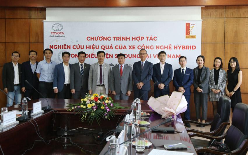Nghiên cứu hiệu quả của xe Cross Hybrid trong điều kiện sử dụng ở Việt Nam - 2