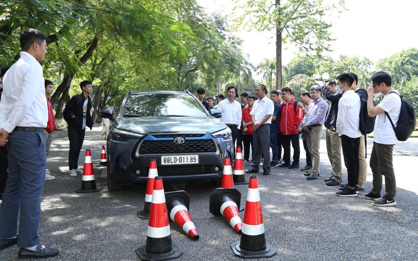 Nghiên cứu hiệu quả của xe Cross Hybrid trong điều kiện sử dụng ở Việt Nam - 6
