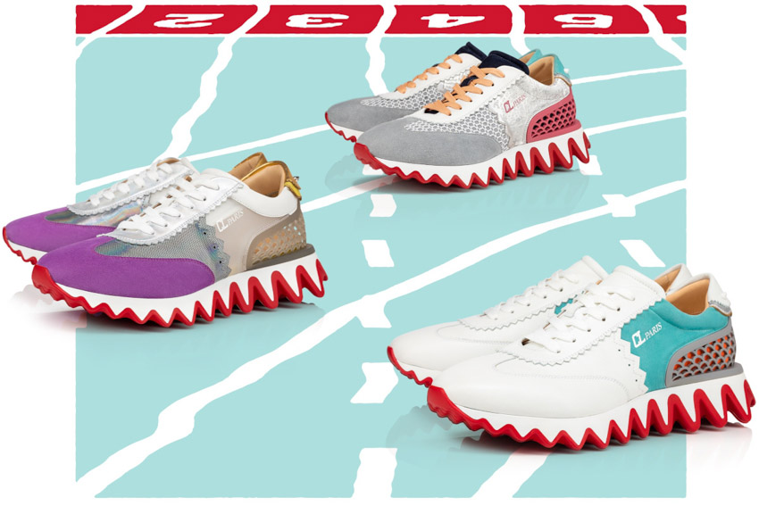 dnp-Loubishark-Sneaker - 1