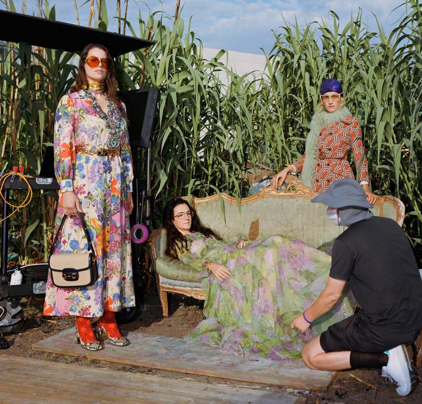 Khám phá chiến dịch huyền ảo mới của Gucci bởi nhiếp ảnh gia Alec Soth nổi tiếng - 10