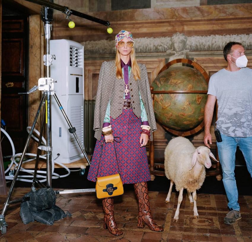 Khám phá chiến dịch huyền ảo mới của Gucci bởi nhiếp ảnh gia Alec Soth nổi tiếng - 13