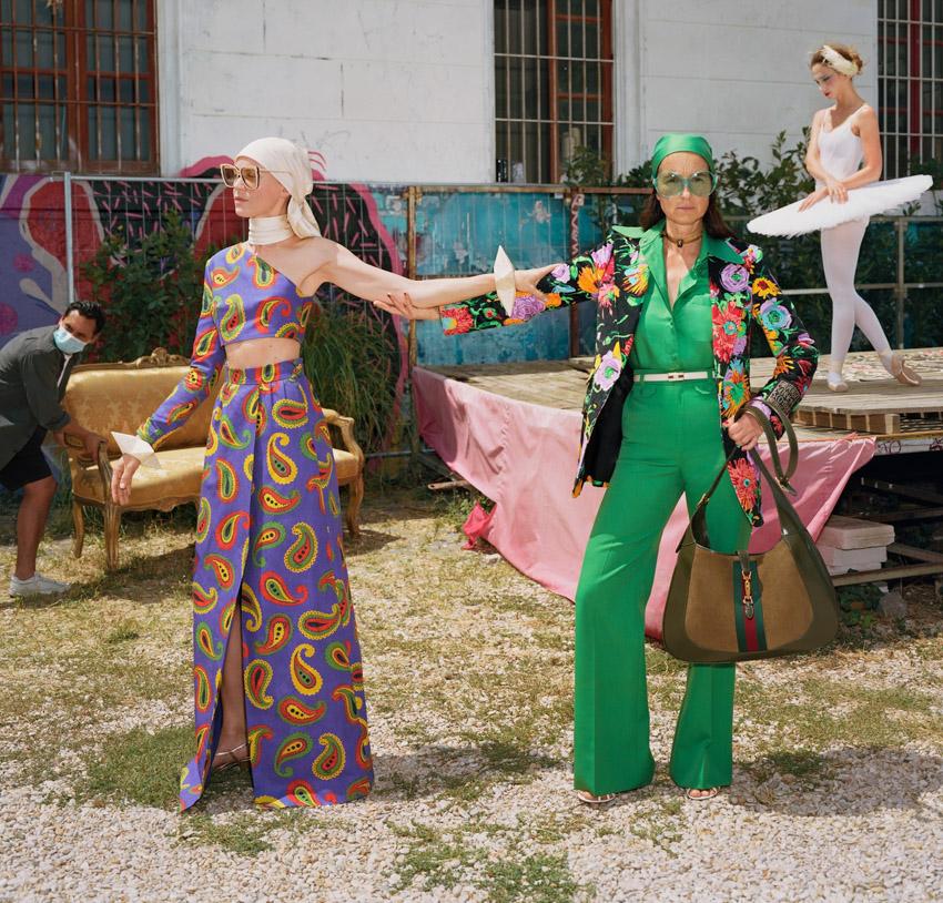 Khám phá chiến dịch huyền ảo mới của Gucci bởi nhiếp ảnh gia Alec Soth nổi tiếng - 12