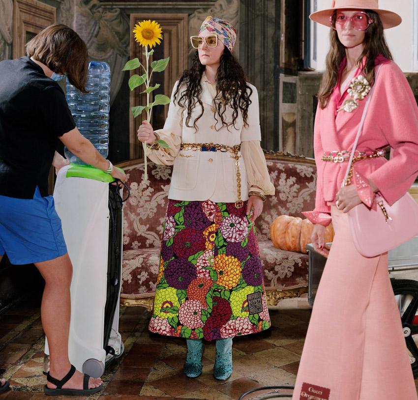 Khám phá chiến dịch huyền ảo mới của Gucci bởi nhiếp ảnh gia Alec Soth nổi tiếng - 3