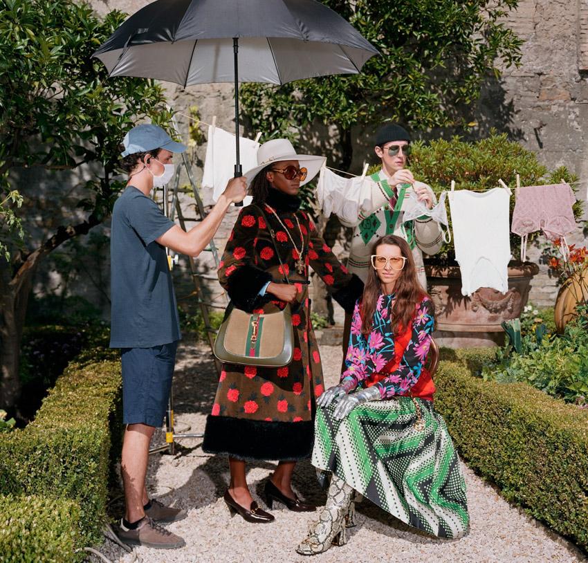 Khám phá chiến dịch huyền ảo mới của Gucci bởi nhiếp ảnh gia Alec Soth nổi tiếng - 4