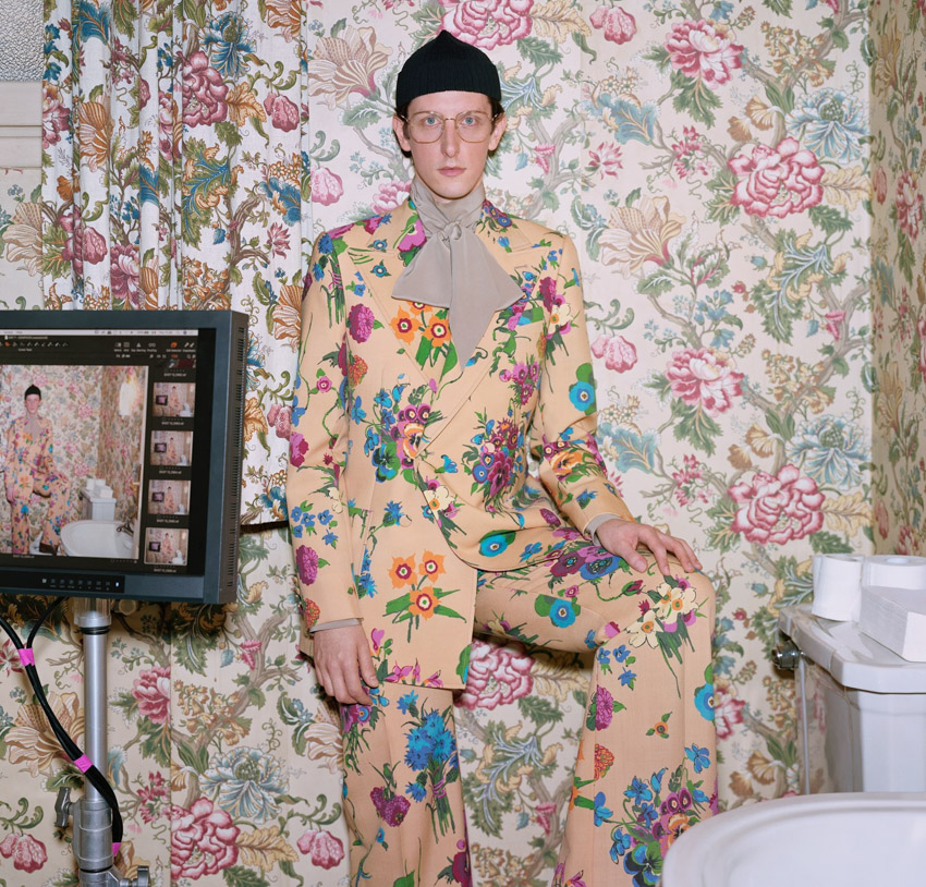Khám phá chiến dịch huyền ảo mới của Gucci bởi nhiếp ảnh gia Alec Soth nổi tiếng - 9