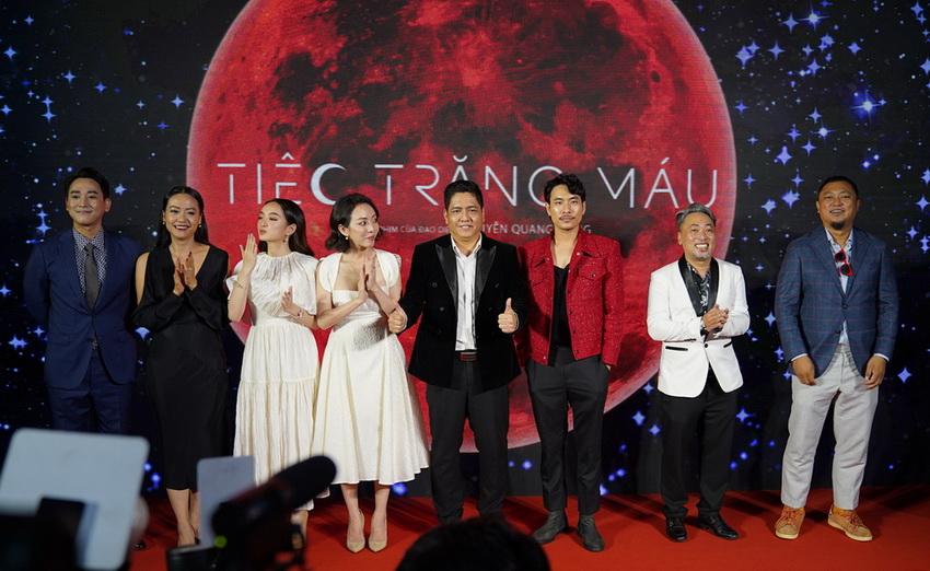 Công chiếu Tiệc Trăng Máu - Bộ phim thứ 10 của đạo diễn Nguyễn Quang Dũng 001