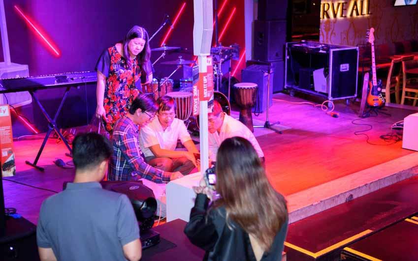 Electro-Voice chính thức ra mắt hệ thống loa cột EVOLVE 30M tại Việt Nam -5