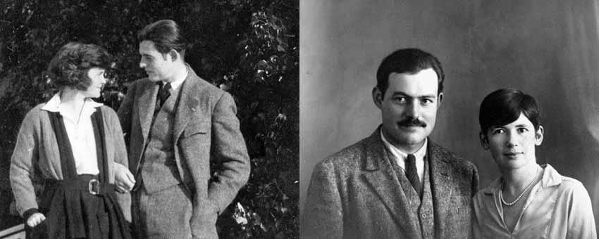 Ernest Hemingway sống cách ly với vợ và người tình -3