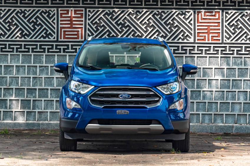Ford Ecosport mới chính thức ra mắt, nâng cấp nhiều công nghệ và thiết kế - 11