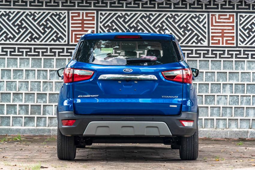 Ford Ecosport mới chính thức ra mắt, nâng cấp nhiều công nghệ và thiết kế - 12
