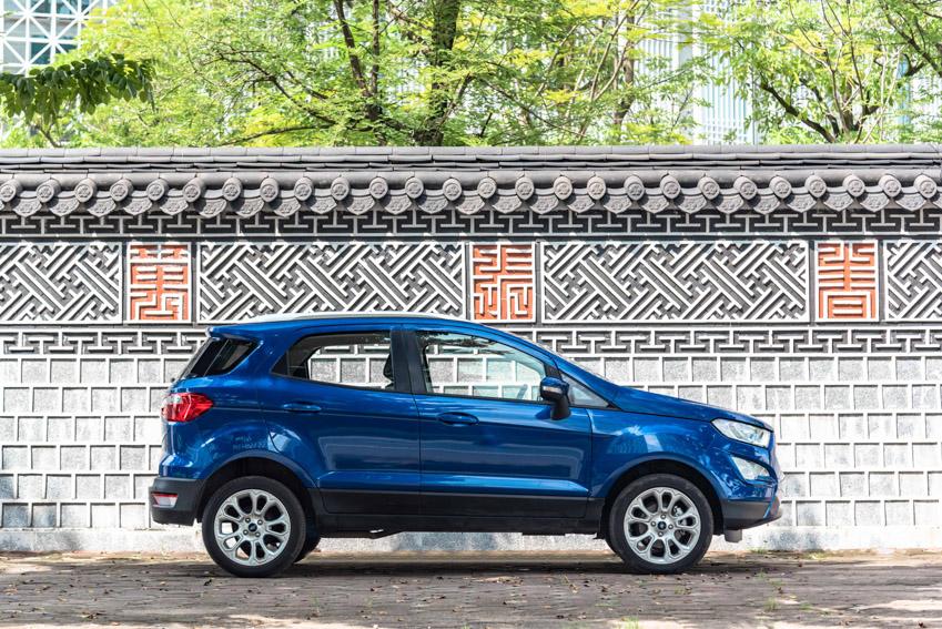 Ford Ecosport mới chính thức ra mắt, nâng cấp nhiều công nghệ và thiết kế - 13
