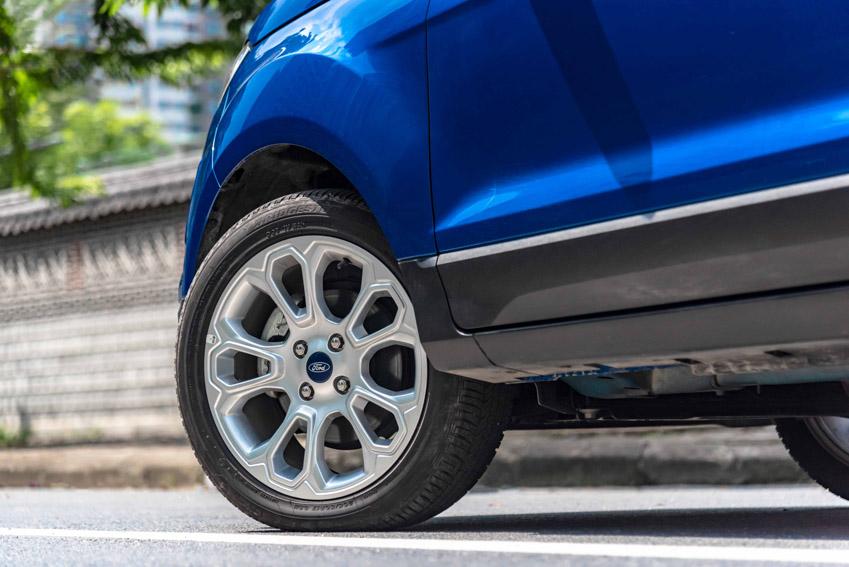 Ford Ecosport mới chính thức ra mắt, nâng cấp nhiều công nghệ và thiết kế - 22