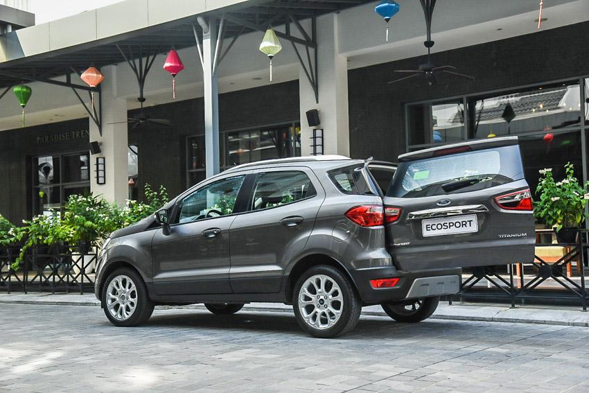 Ford Ecosport mới chính thức ra mắt, nâng cấp nhiều công nghệ và thiết kế - 30