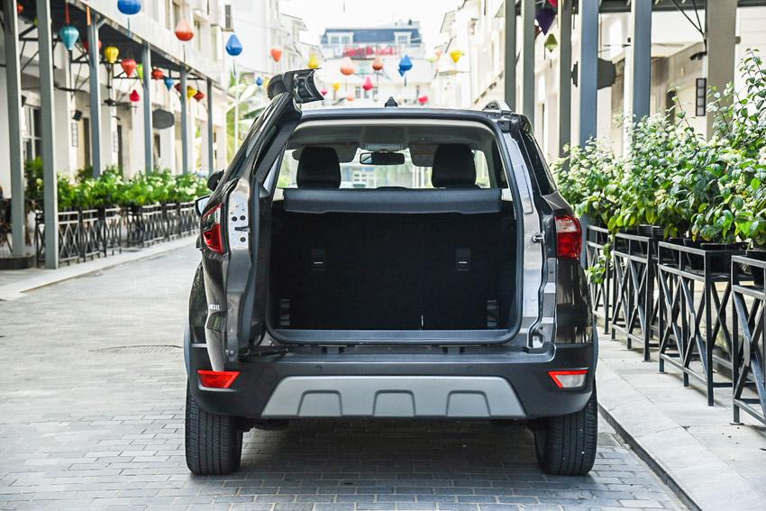 Ford Ecosport mới chính thức ra mắt, nâng cấp nhiều công nghệ và thiết kế - 33