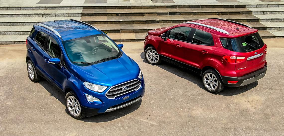 Ford Ecosport mới chính thức ra mắt, nâng cấp nhiều công nghệ và thiết kế - 2