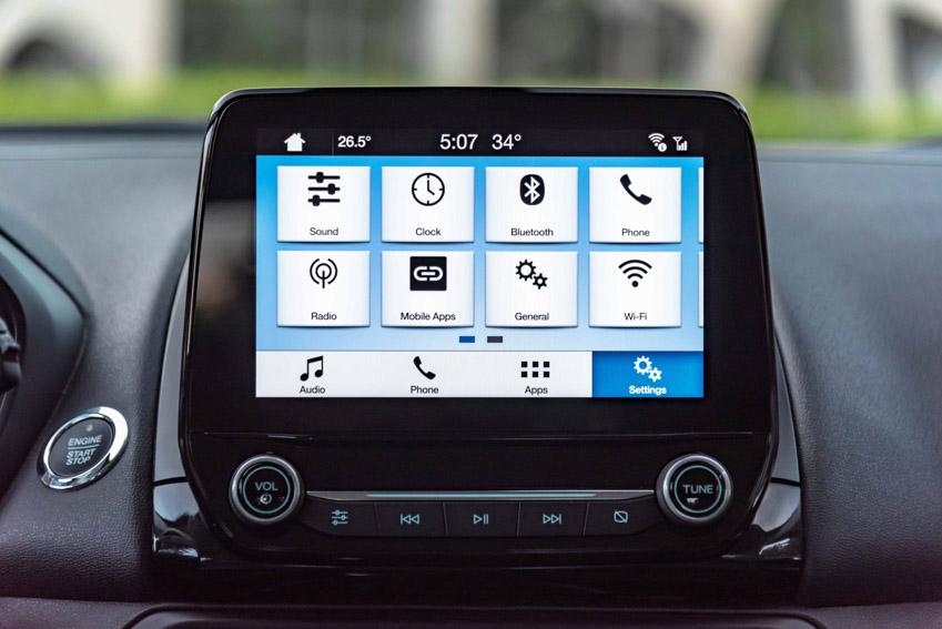 Ford Ecosport mới chính thức ra mắt, nâng cấp nhiều công nghệ và thiết kế - 4