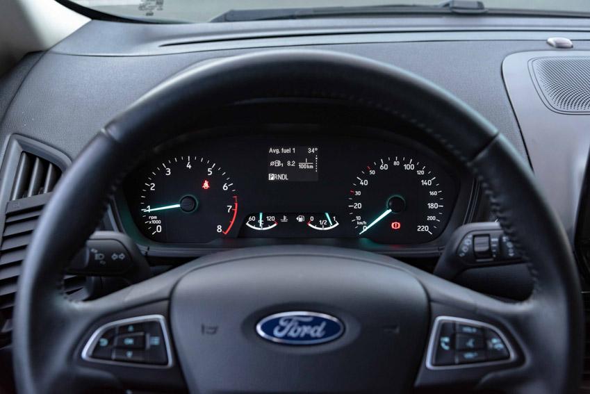 Ford Ecosport mới chính thức ra mắt, nâng cấp nhiều công nghệ và thiết kế - 9