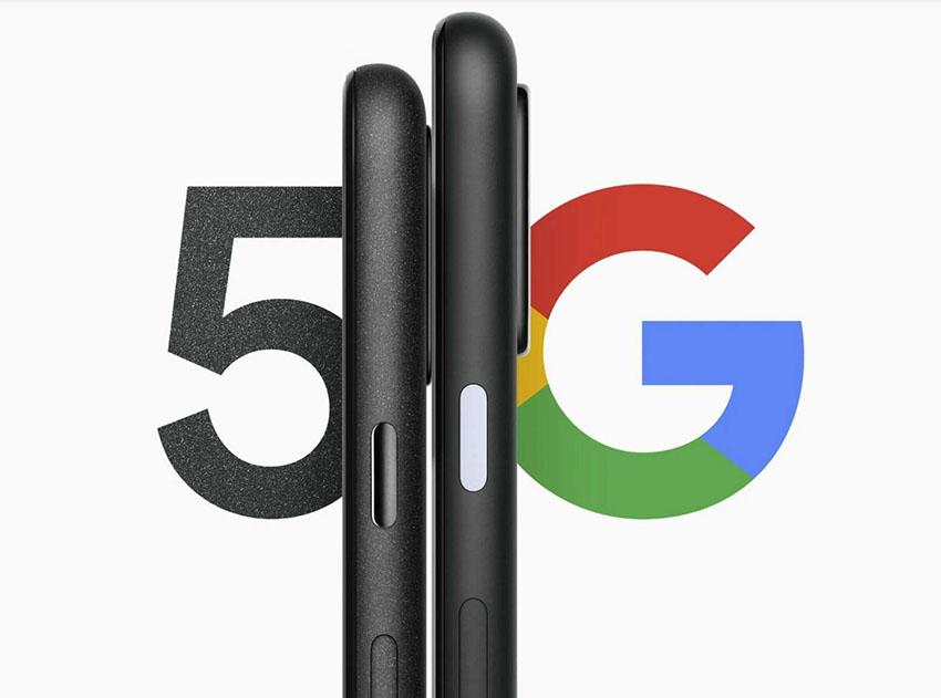 Google ra mắt bộ đôi điện thoại Pixel 5 và Pixel 4a 5G - 3