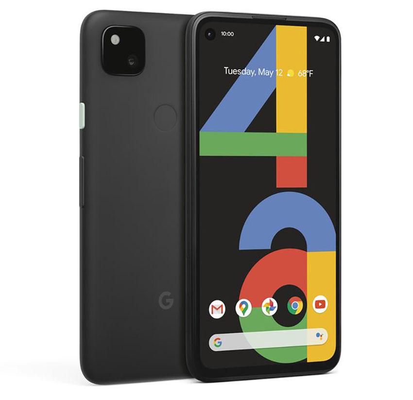 Google ra mắt bộ đôi điện thoại Pixel 5 và Pixel 4a 5G - 2