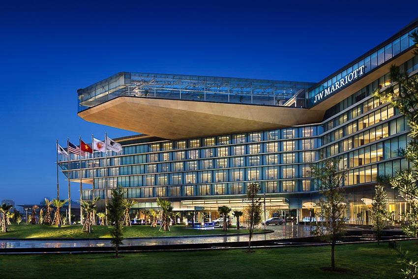 khách sạn hàng đầu châu á