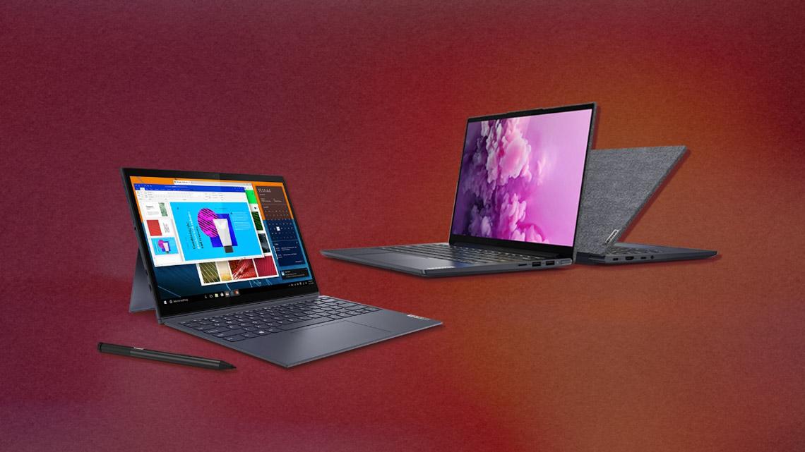Lenovo ra mắt bộ đôi thiết bị siêu mỏng nhẹ Yoga Slim 7i và Yoga Duet 7 - 5