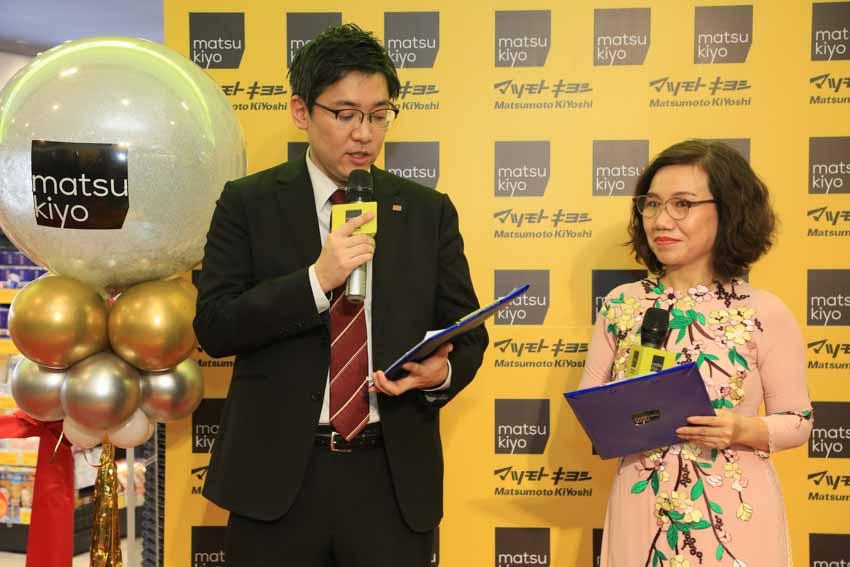 Matsumoto Kiyoshi khai trương cửa hàng đầu tiên tại thị trường Việt Nam -1