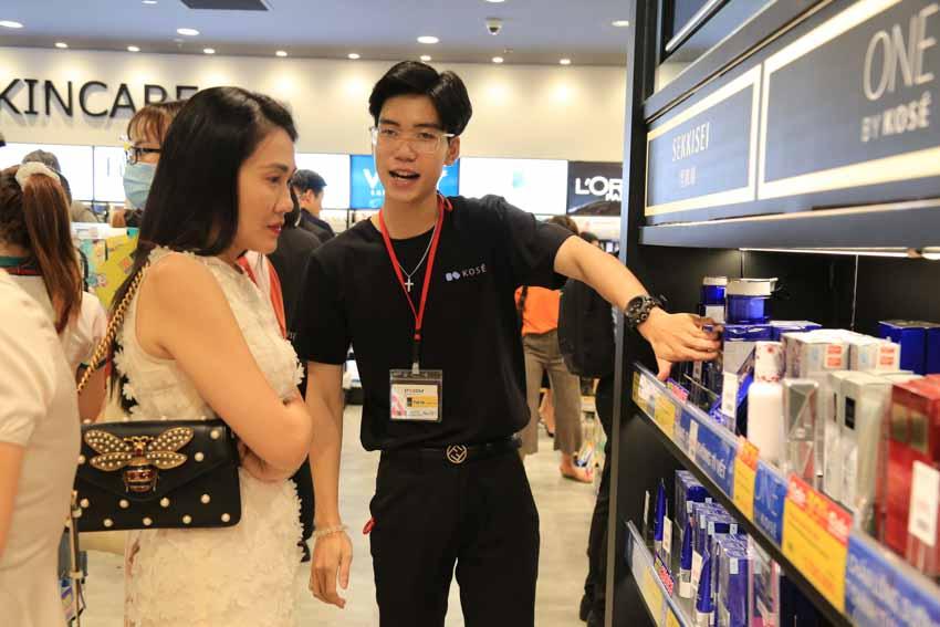 Matsumoto Kiyoshi khai trương cửa hàng đầu tiên tại thị trường Việt Nam -3