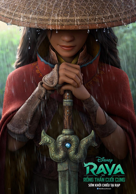 Raya và Rồng Thần Cuối Cùng: Nàng công chúa Đông Nam Á đầu tiên của hãng Disney được trình làng - 2
