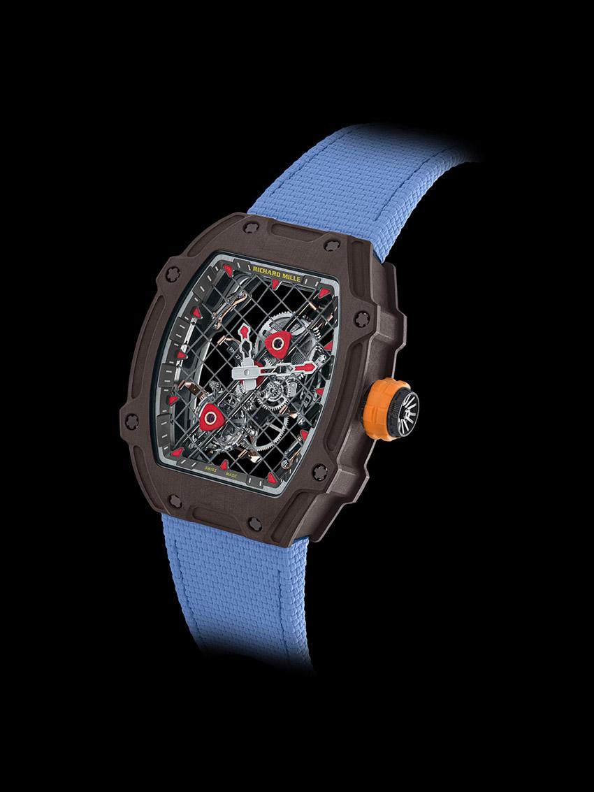 Richard Mille và Rafael Nadal kỷ niệm 10 năm hợp tác bằng đồng hồ Tourbillon triệu đô - 2
