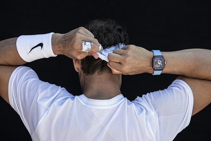 Richard Mille và Rafael Nadal kỷ niệm 10 năm hợp tác bằng đồng hồ Tourbillon triệu đô - 7