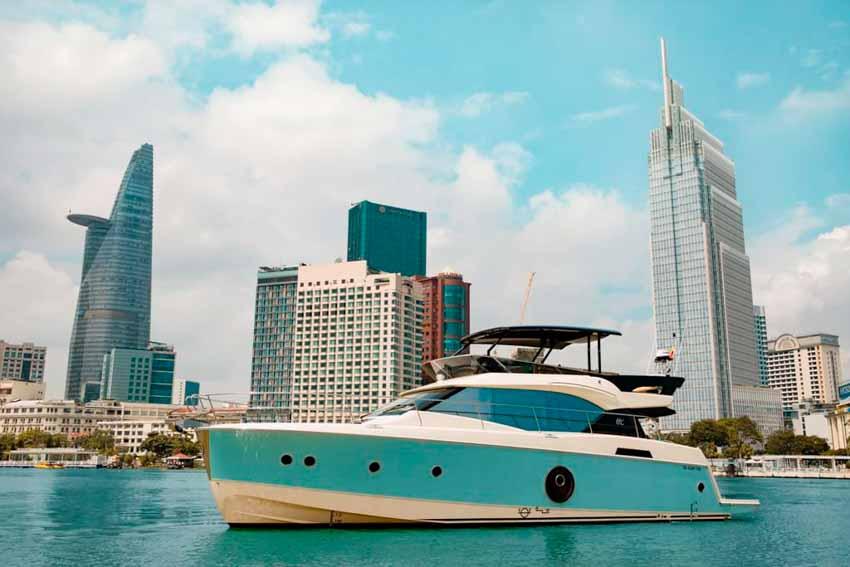 The Reverie Saigon mở dịch vụ trải nghiệm đẳng cấp tinh hoa, thưởng ngoạn bằng du thuyền -10