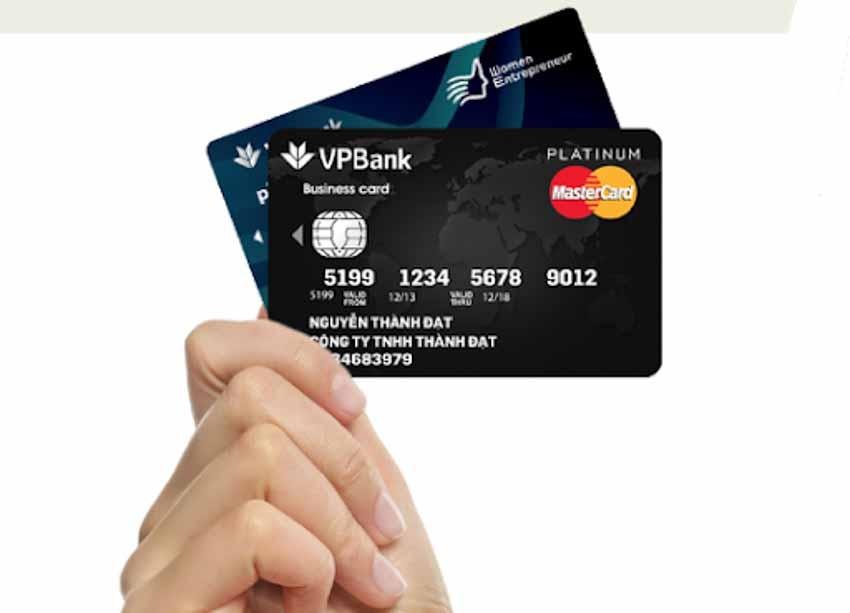 VPBank và Mastercard ra mắt chương trình thẻ tín dụng VPBank Mastercard Business -2