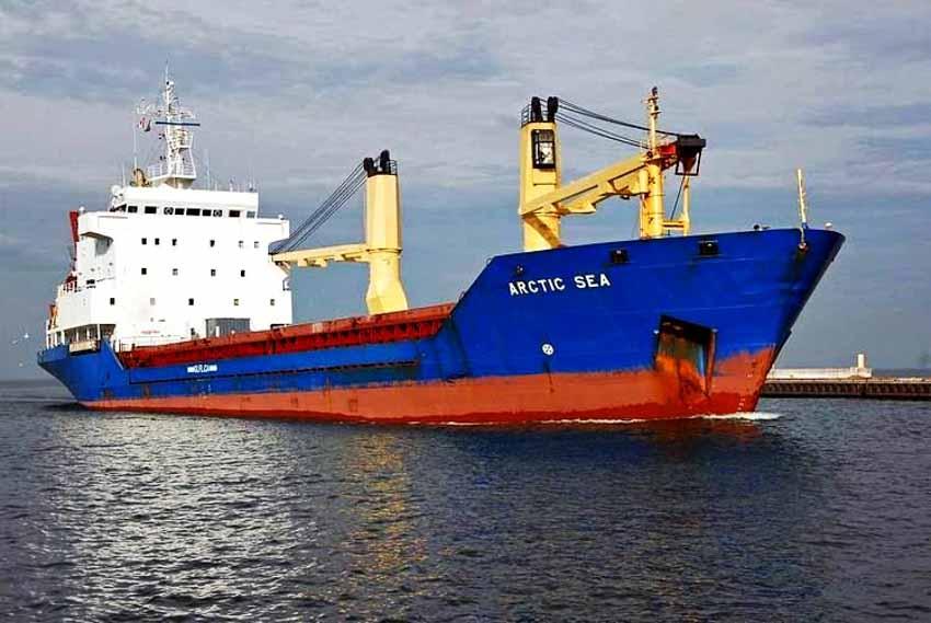 Bí ẩn vụ 'cướp biển Baltic' -2