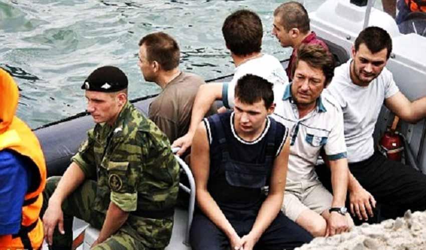 Bí ẩn vụ 'cướp biển Baltic' -4