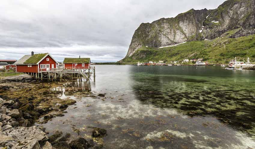 Độc đáo Lofoten: quần đảo ấm áp trong vòng Bắc cực -2
