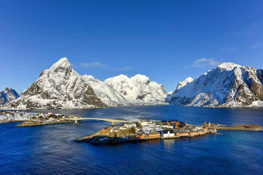 Độc đáo Lofoten: quần đảo ấm áp trong vòng Bắc cực -3