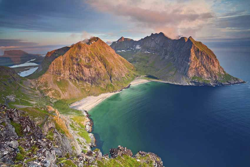 Độc đáo Lofoten: quần đảo ấm áp trong vòng Bắc cực -4