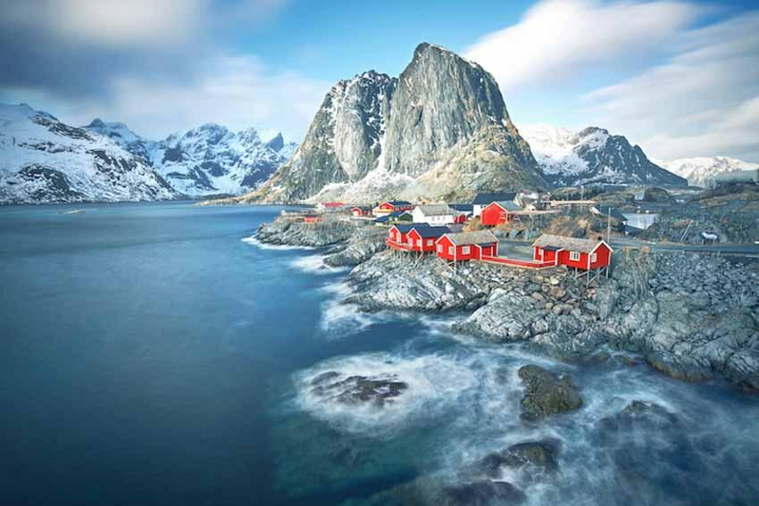 Độc đáo Lofoten: quần đảo ấm áp trong vòng Bắc cực -5